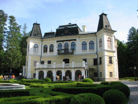 Betléri kastély park